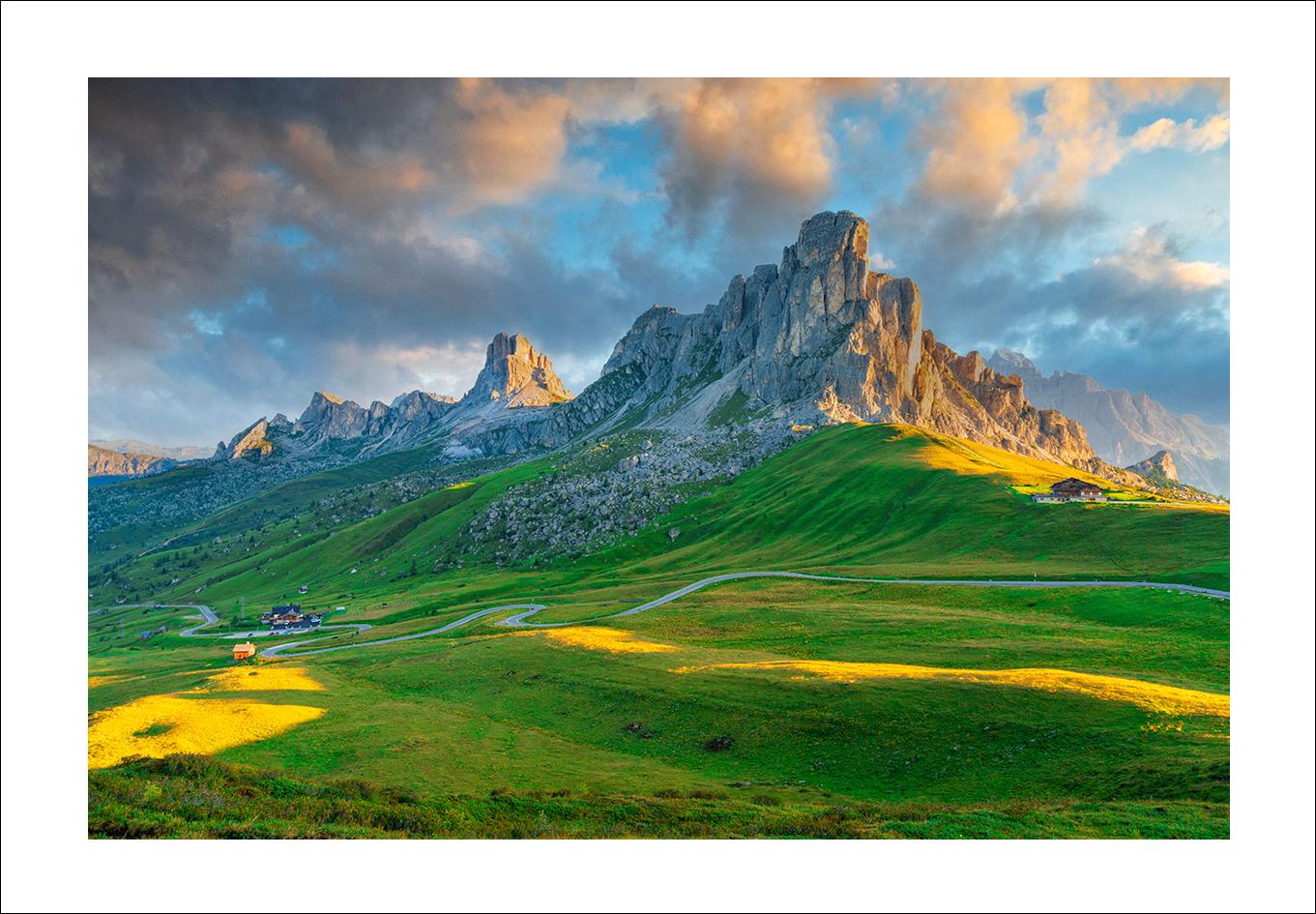 Landscape photo print for sale