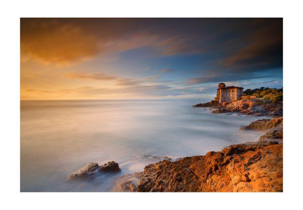 tuscany seascape fine art print