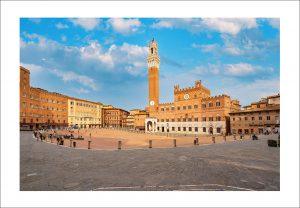 Siena fine art print for sale
