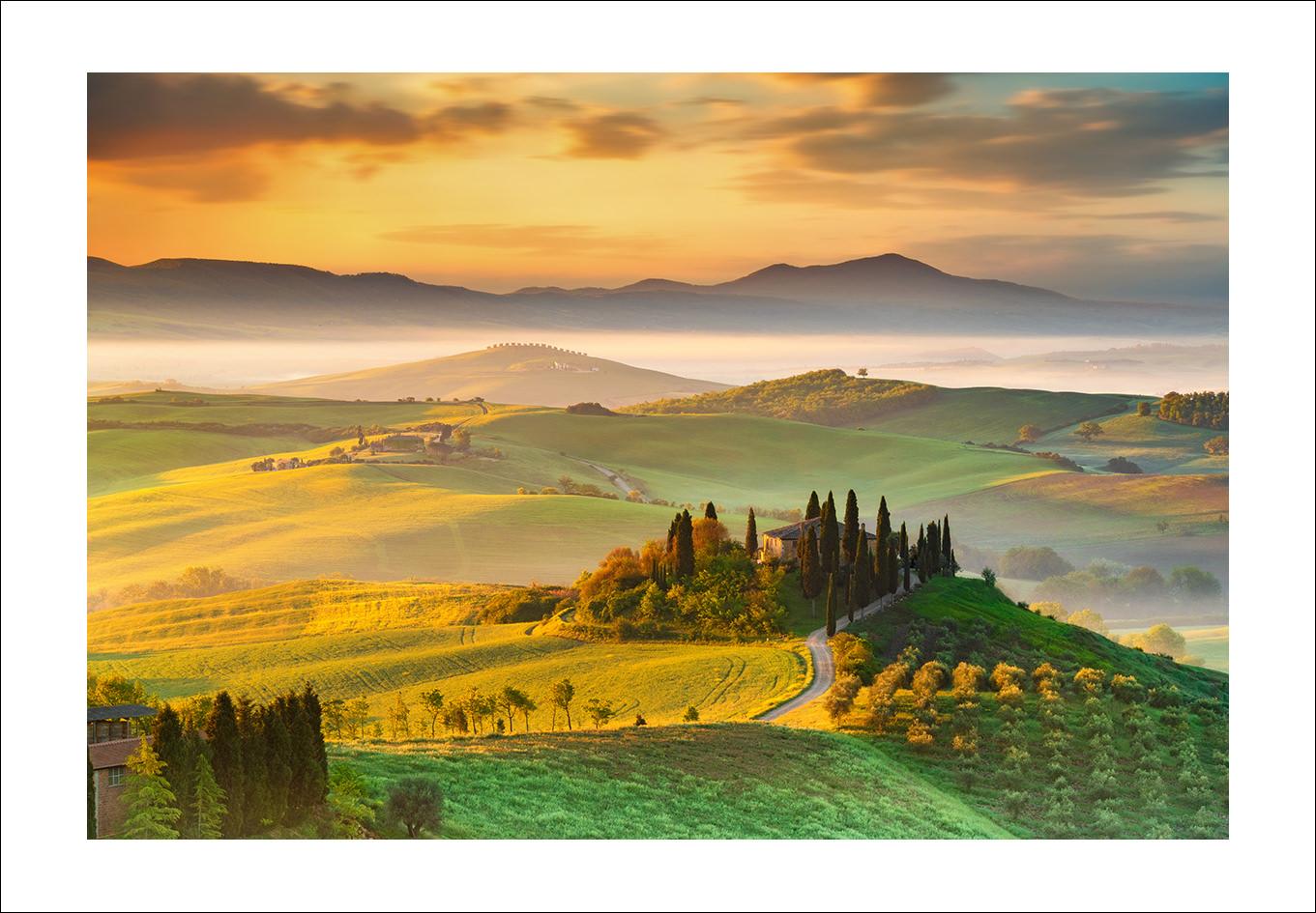 Tuscany photo for sale